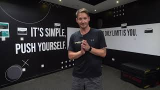 Optimal Fitness Safety Video