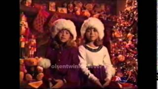 Watch Marykate  Ashley Olsen Santa Knows Where You Are video