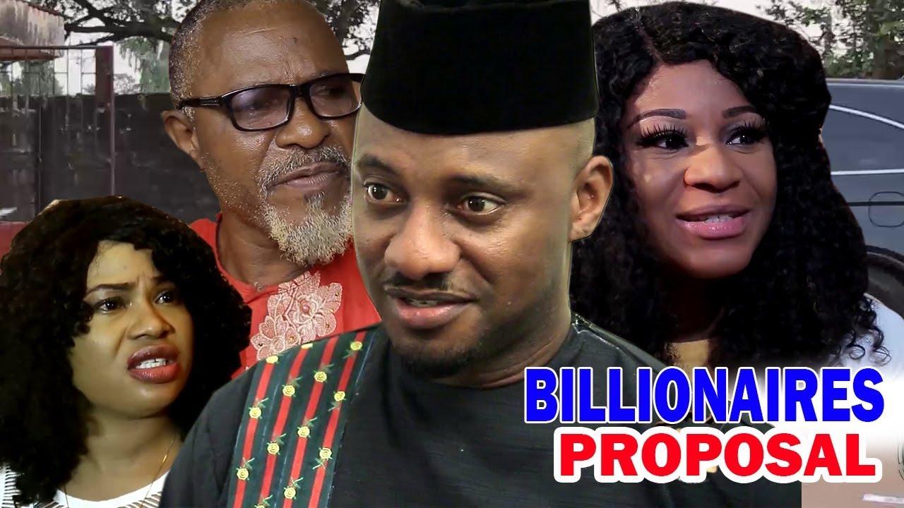 Download Billionaires Proposal Season 5 & 6 (NEW MOVIE) YUL EDOCHIE 2020 Latest Nigerian Movie
