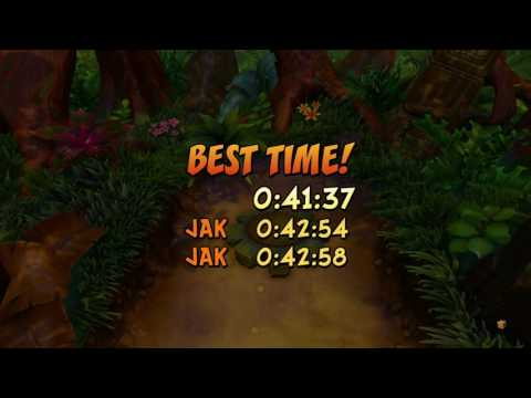 Crash Bandicoot NSane | Rolling Stones - Time Trial [WR] (41:37)