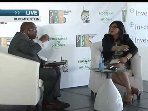 ANC's Economic Policies with Deputy Minister Nhlanhla Nene - Part 2
