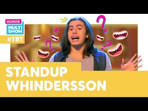 Whindersson Nunes NÃO TEM LIMITES! 😁🤣| #TBT Os Roni | Humor Multishow