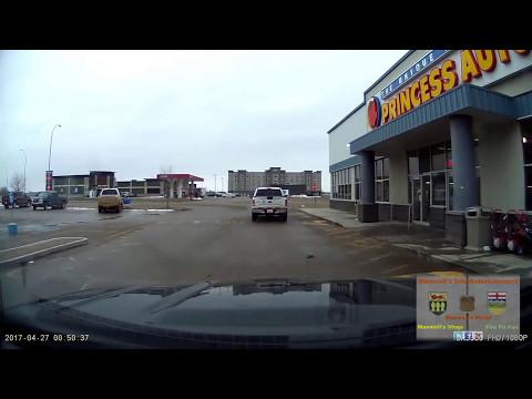 Random Road Footage Lloydminster Alberta April 26 2017 Maxwell's World