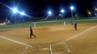 Miami Lakes Outlaws VS King Squad  USSSA Santa's Championship Fran HD 2017