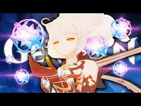 1000+ AR7 REROLL SUMMONS!! (100+ MULTI SUMMONS) WE GOT A GOD ROLL?! | Genshin Impact