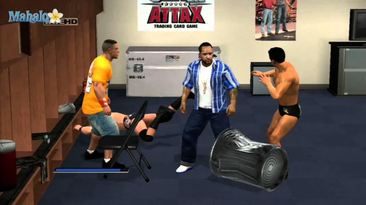 how to get backstage brawl on wwe 2k16