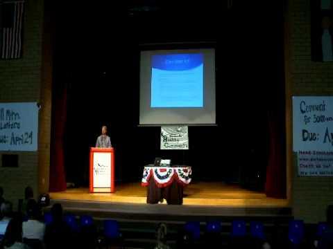 March 31, 2012 CHC Forum - Kyle Tisdel