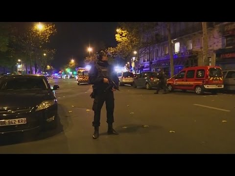 Paris Attacks: 'Act Of War By IS' Kills 127