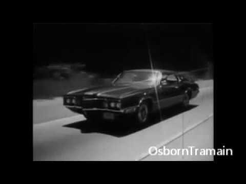 1970 ford thunderbird commercial - Dick Tufeld Voice Over