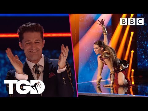 Hannah's 'Athens'-themed Performance Has Everyone 'GREEKING' Out! | The Greatest Dancer