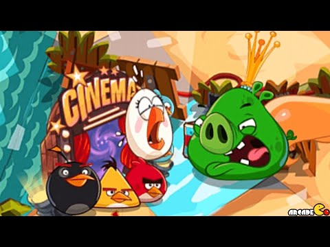 Angry Birds Epic - The Angry Birds Movie Fever Event 4-6!