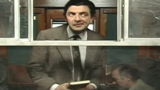 Mr. Bean - On a Train