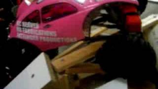Anson S Hello Kitty RC Rock Crawler