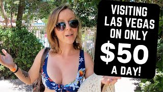 The BEST TIPS to do LAS VEGAS CHEAP (in action!)