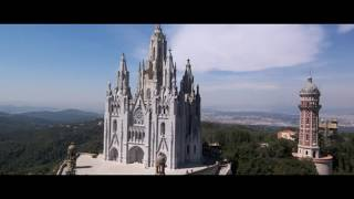 Gambar cover Tibidabo Mountain and Church (BARCELONA, SPAIN ) where Jesus was first tempted by the Devil.