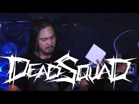 DEADSQUAD - Patriot Moral Prematur (live) (HD) // Circus of The Dead // Jakarta // Indonesia