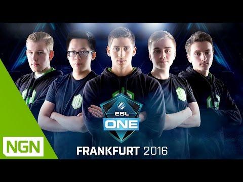 ESL One Frankfurt Highlights! Congrats to OG