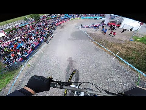 GoPro: Troy Brosnan's Winning Run  UCI MTB World Cup VallnordAndorra
