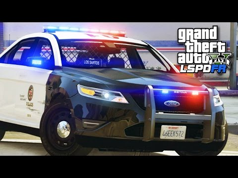 GTA 5 LSPDFR SP #199 - RPG's Everywhere!!