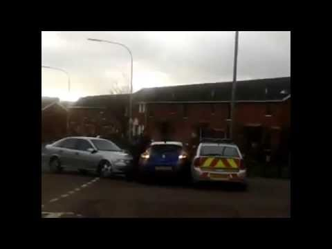 PSNI Police Play Joyriders At Their Own Game...