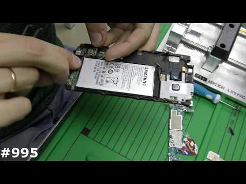 Полная Разборка Samsung SM-A300F Galaxy A3 2015