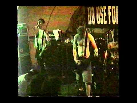 NO USE FOR A NAME live 1992, Karlsruhe/Germany