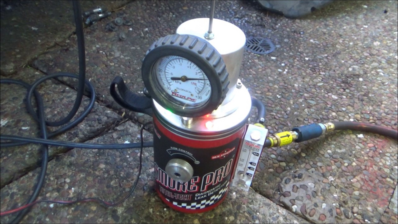 how to make evap smoke machine