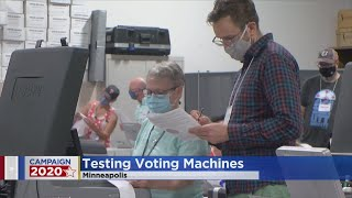 Minneapolis Election Judges Prepare For August Primary