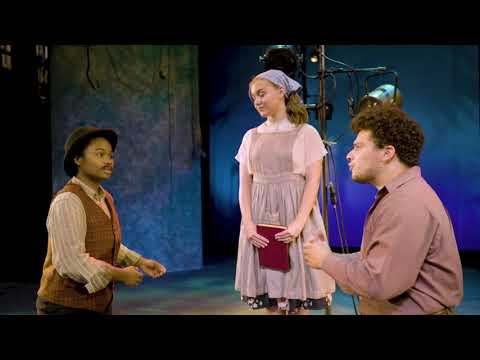 DeSales University Act 1 Presents As You Like It