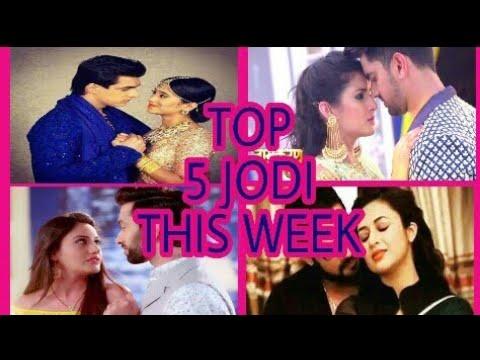 TOP 5 JODI THIS WEEK (22 NOV-28 NOV)AVNEIL, SHIVIKA,KAIRA, ETC thumbnail