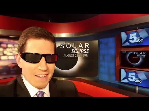 Solar Eclipse safety glasses