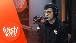 "Kean Cipriano performs ""Make Me Fly"" (Project Moonman Remix) LIVE on Wish 107.5 Bus"