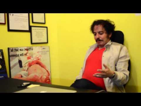 Entrevista Isaac Ezban