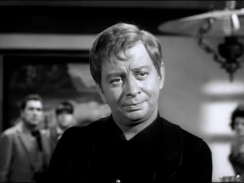 Walk Like a Dragon (1960) - Clip with Mel Torme as a gunfighter
