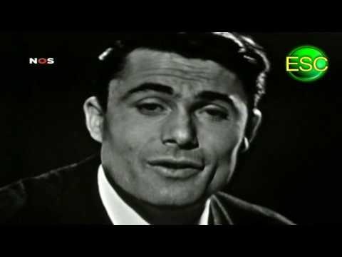 ESC 1963 11 - France - Alain Barrière - Elle Était Si Jolie