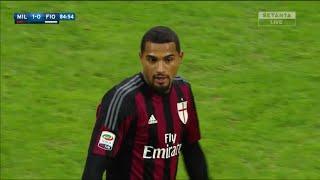 Kevin Prince Boateng vs Fiorentina (Home) 17/01/2016 HD