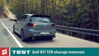 Volkswagen Golf  GTI TCR - Hot hatch - Garaz.TV - Rasťo Chvála