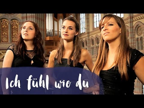 Ich fühl wie Du - Wedding singers - ( Peter Maffay Cover / Tabaluga ) - Angelrellas
