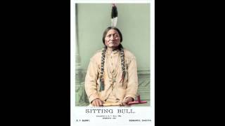 The Return of Sitting Bull (Photoshop Restoration)