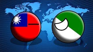 видео: COUNTRYBALLS | Будущее Мира | 2 сезон 1 серия | Войны за независимость