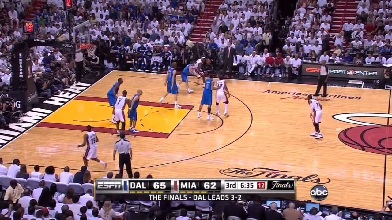 Mavericks vs. Heat