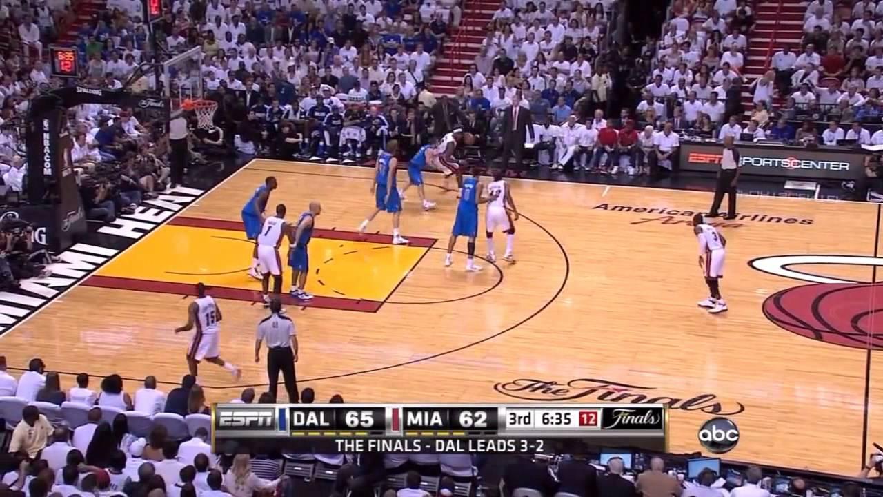 2011 NBA Finals - Dallas vs Miami - Game 6 Best Plays - YouTube f0e4921c04