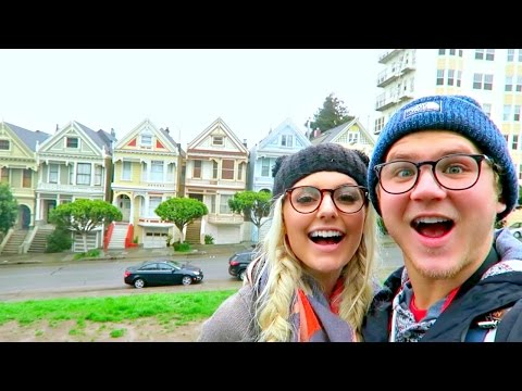 EXPLORING SAN FRANCISCO!