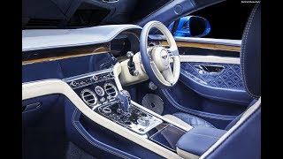 New Bentley Continental GT AU Concept 2018 - 2019 Review, Photos, Exhibition, Exterior and Interior