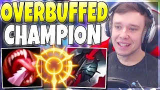 Is This Champion's Early Game Even FAIR Now?? - Journey To Challenger | LoL