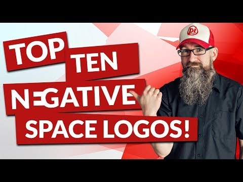 Top 10 Negative Space Logo Designs