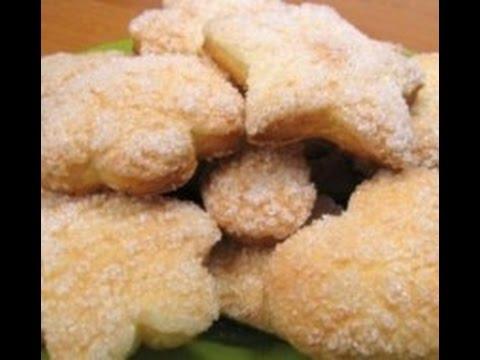 Печенье из творога, рецепт творожного печенья