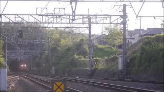 415系廃車回送DD51吹田工場輸送列車