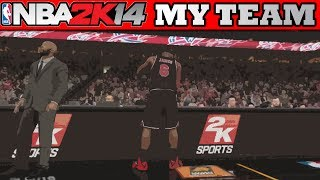 Nba 2k14 Myteam - Ultimate Weenie | Nba 2k14 Gameplay