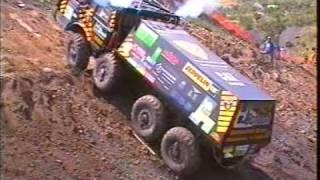 Truck-Trial 2000 Hungary / Pecs